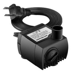 Homasy Upgraded 80 GPH Submersible Water Pump, 48 Burning Dr