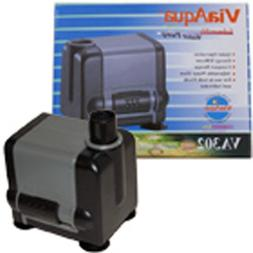 ViaAqua VA-302 Submersible Aquarium Powerhead Hydroponic Fou