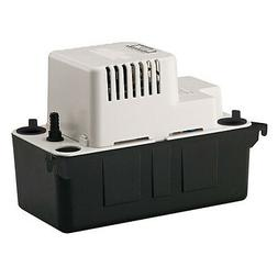 LITTLE GIANT VCMA-15ULS CONDENSATE REMOVAL PUMP .5G NEW