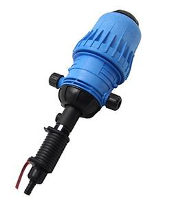 NEWTRY 0.4% -4% Water Powered Flow Dosing Pump Hydraulic Che