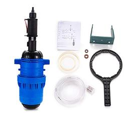 0.2% -2% Water Powered Flow Dosing Pump Hydraulic Chemical F