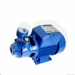 Water Pump 1HP Electric Industrial Clear Transfer Centrifuga