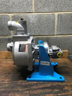 "Water Pump 2"" NPT Hydraulic motor operated Aquatech W-200 95"