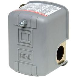 SQUARE D Water Pump Switch Low Pressure Cutoff