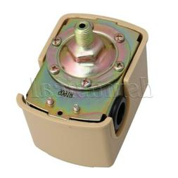 Well Water Pump Parts Double-pole Adjustable Pressure Contro