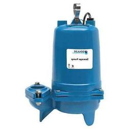 "GOULDS WATER TECHNOLOGY WS0732BF 3/4 HP 2"" Manual Submersibl"