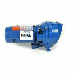 Goulds / Xylem J10S 1 HP Shallow Well Jet Pump, 115/230 V Ca